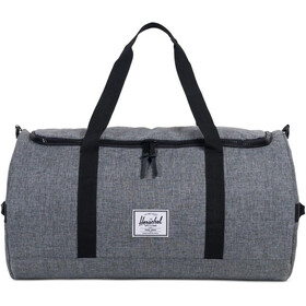 Herschel Sutton Travel Luggage grey/black